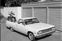 001 Archive 1964 Chevrolet El Camino Rickman Yamaha