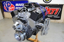 001 Chevy Small Block Stroker Build