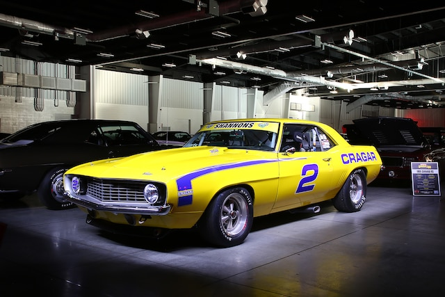 001 Goodguys 1969 Camaro Celebration Columbus 2