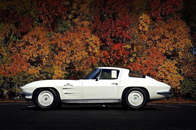 01 1963 Corvette C2 Z06 Fuel Injection Split Window Coupe Big Tank Cannizzo