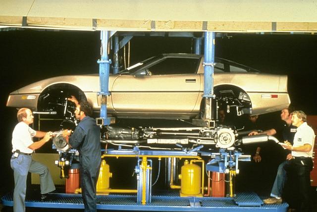 01 Corvette Assembly Plant History Part 2