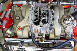 001 Edelbrock Avs2 Carburetor