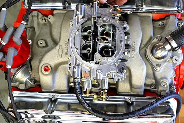An Inside Look at the New Edelbrock AVS2 Carburetor