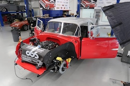 011 1955 CPP Super Chevy Week To Wicked Golden Star Day 5