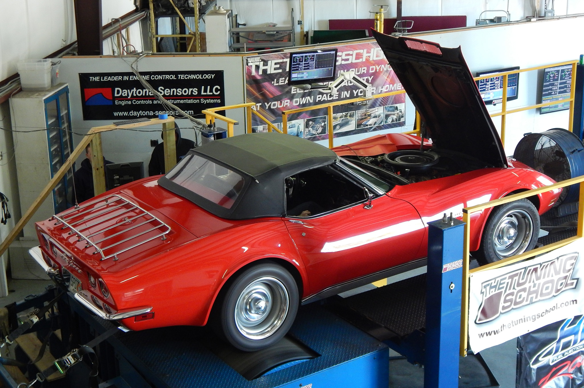 How To Dyno Tune Your Corvette