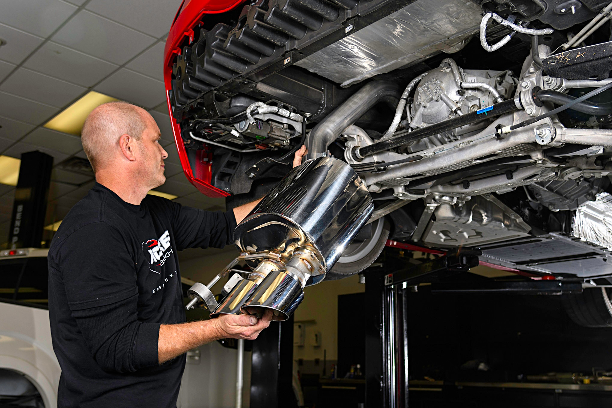 Improving Tunes and Performance for Your 2015 Corvette Z06