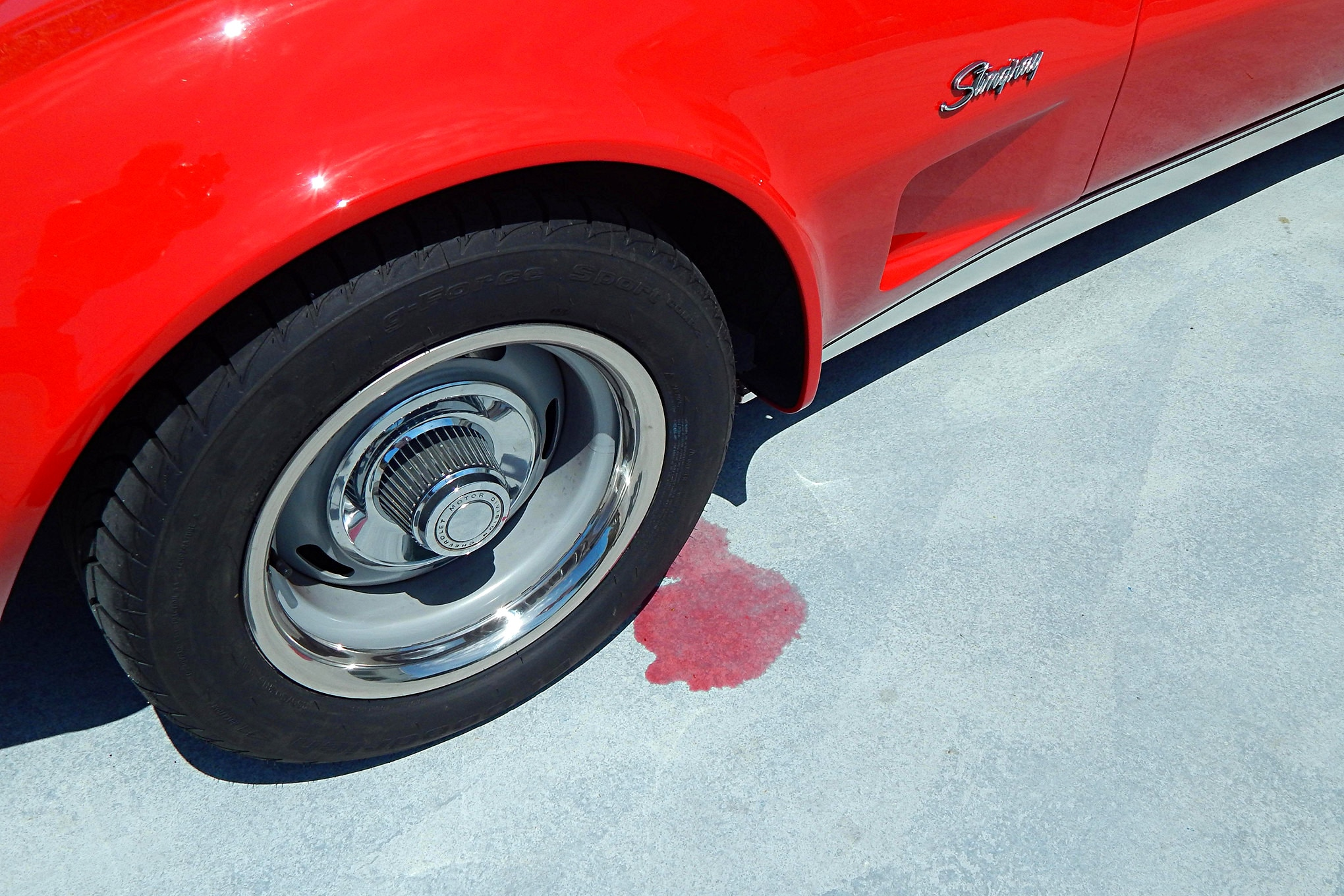 Replacing Power Steering Valve and Hoses, 1963-'82 Corvettes