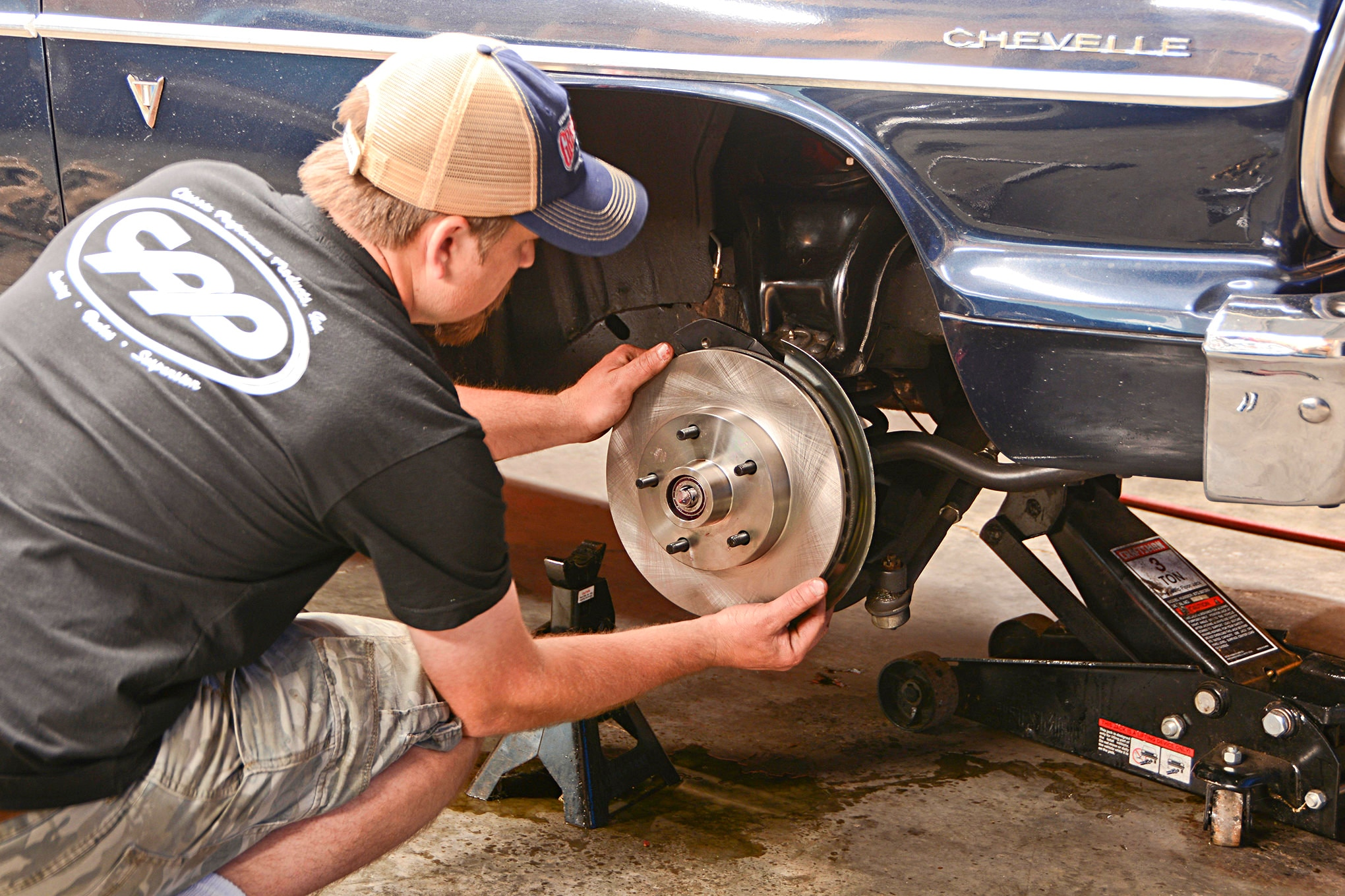 Curing Tire & Wheel Fitment Problems with Narrow Disc Brakes