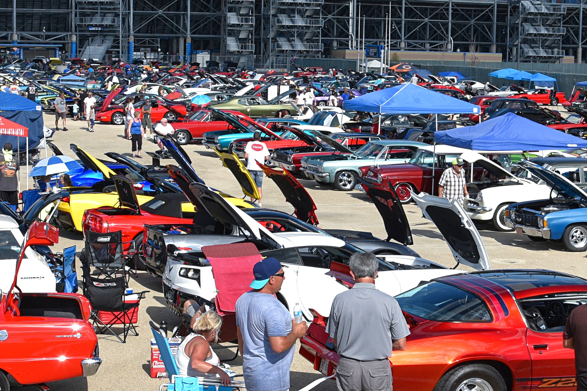 2019 Super Chevy Show Schedule Announced!
