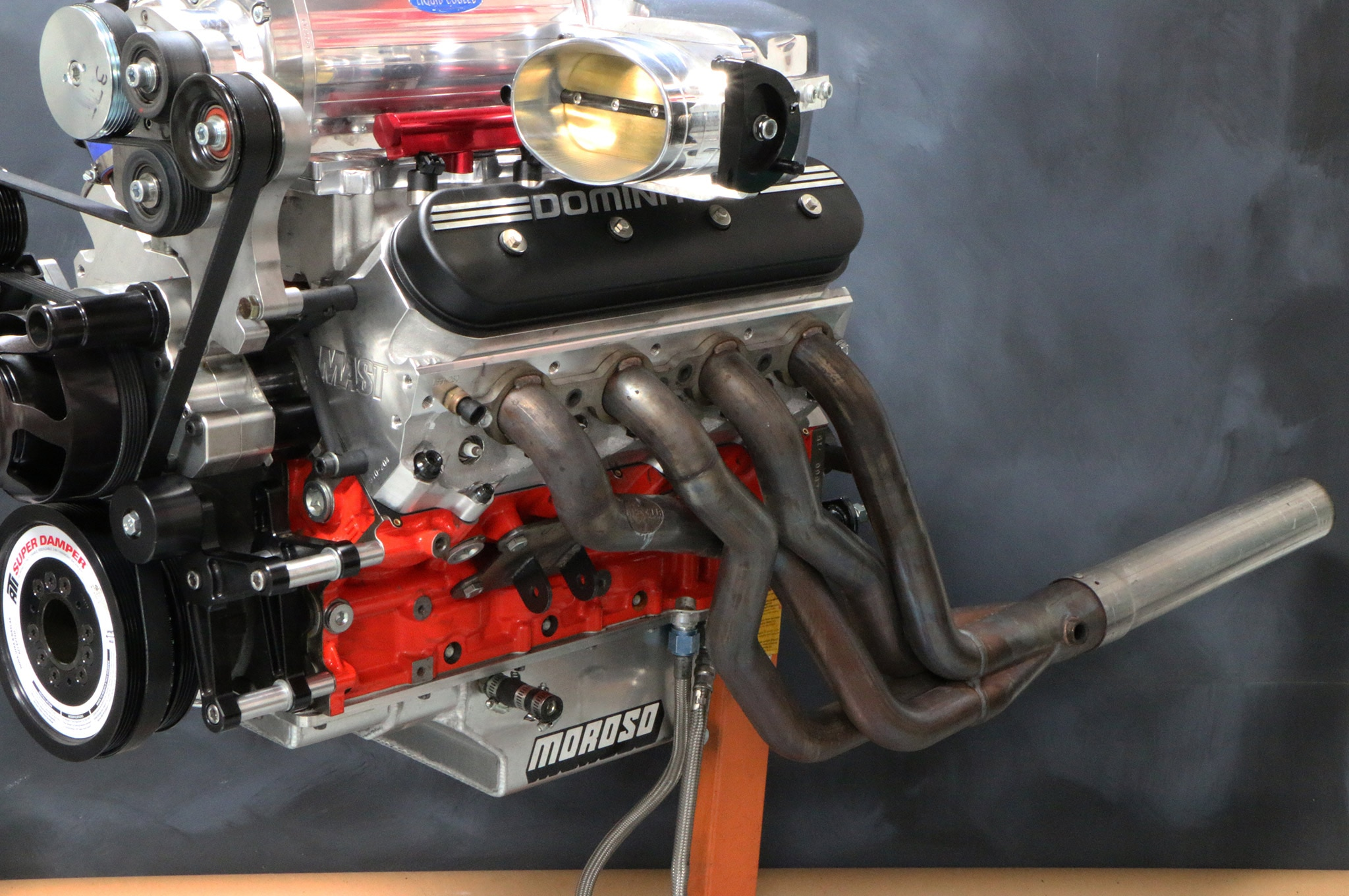 Headers vs. Exhaust Manifold Supercharger LS Engine Dyno Test