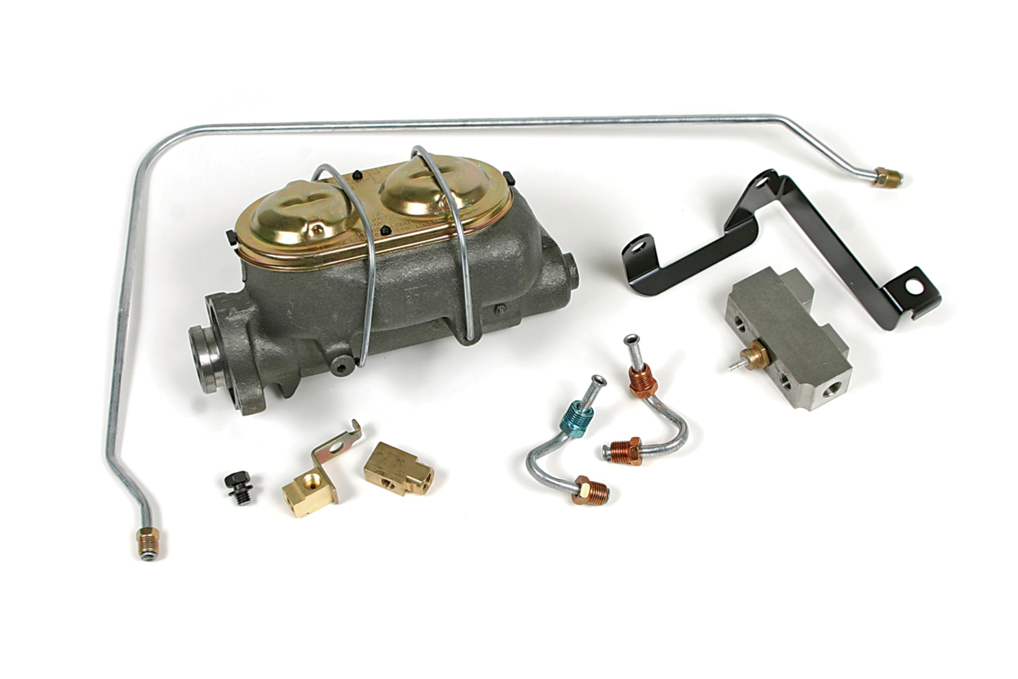Upgrading from a Single to Dual Reservoir Master Cylinder on Your Early Corvette