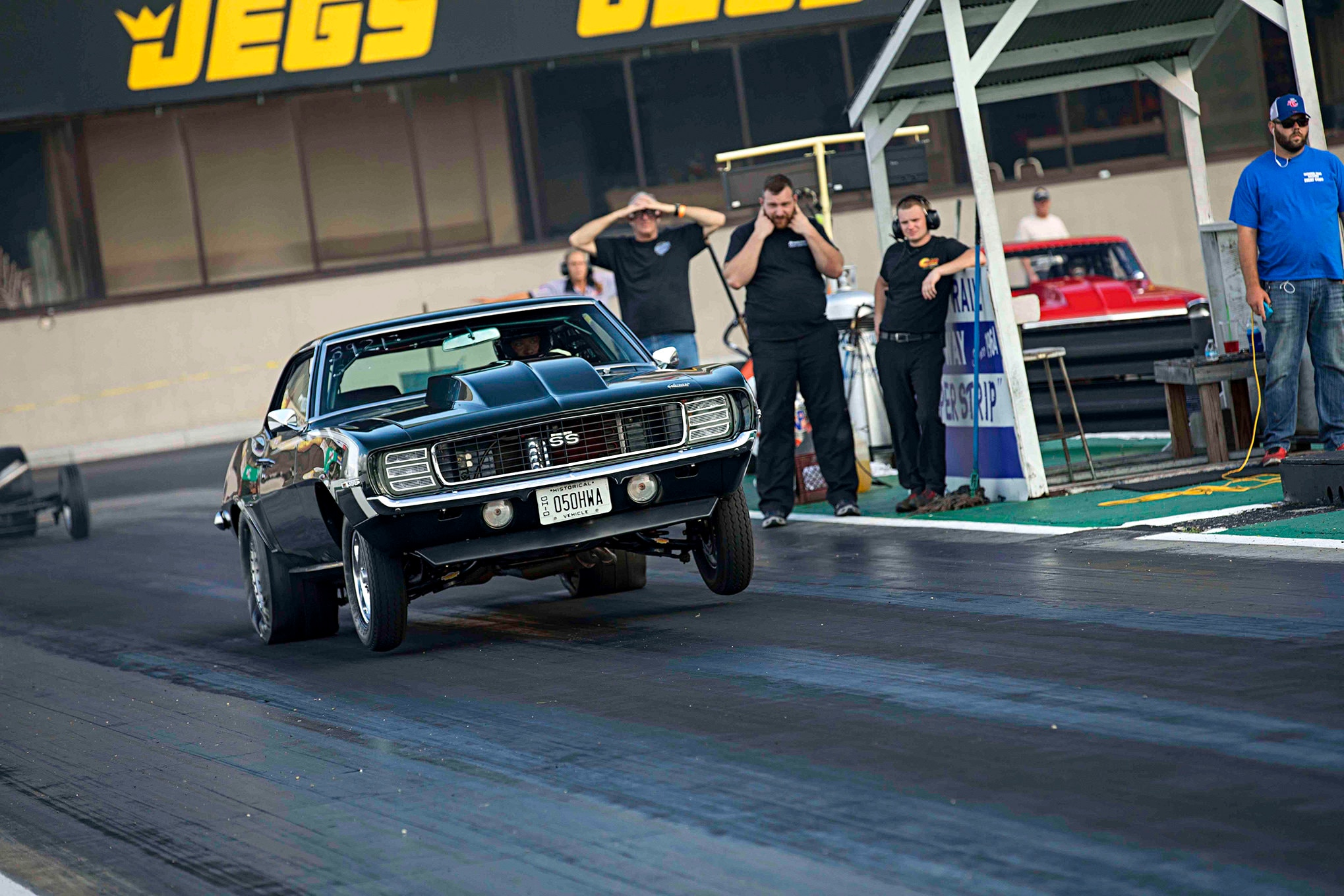 Hot 2017 Super Chevy Show and Track Action from National Trail Raceway