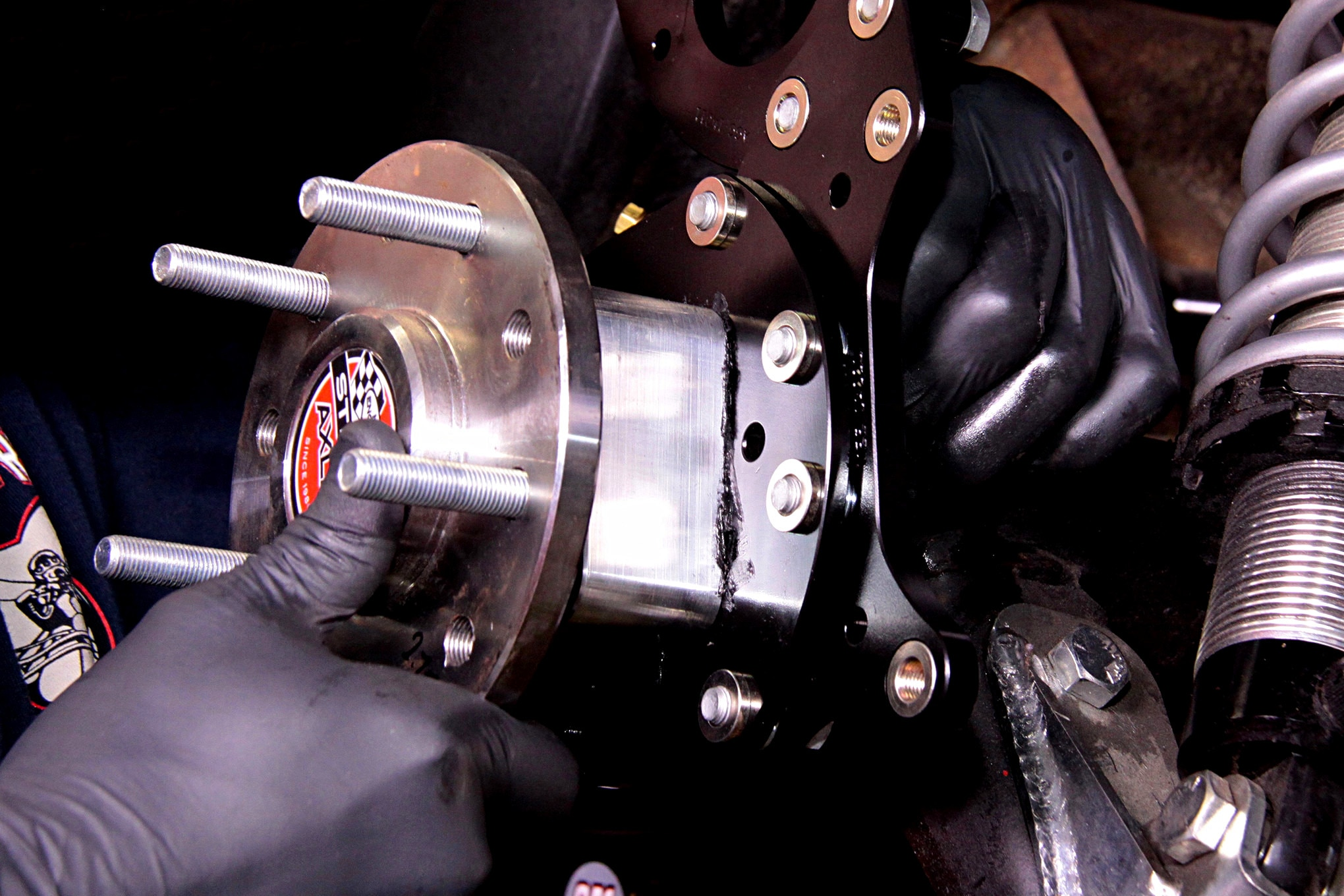 How to install the Moser C-Clip Eliminator on the GM 12-bolt and upgrade your rear drums
