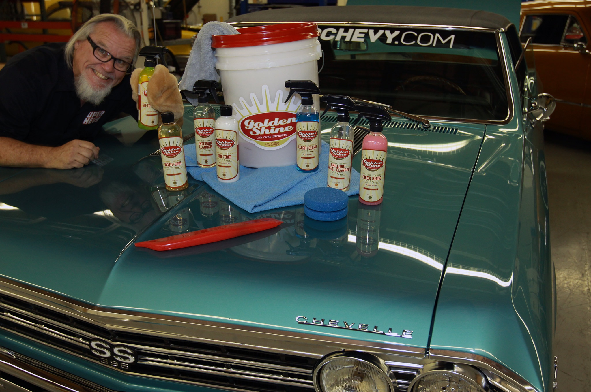 How to Detail a 1967 Chevelle with California Car Cover's Premium Line